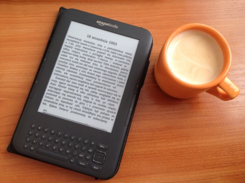 kindle i kawa