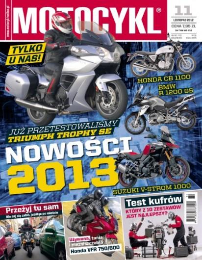 czasopismo Motocykl
